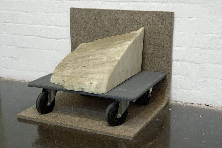 Untitled Marble Block