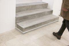 Stairs, felt (Bologna)