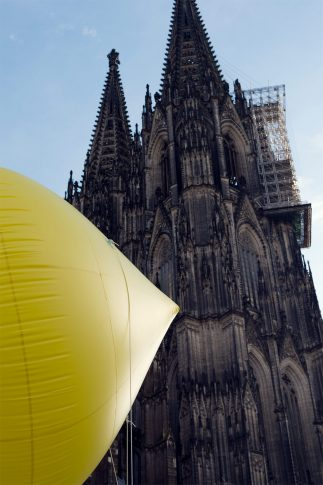 Mediated action / Yellow – CityDance Cologne