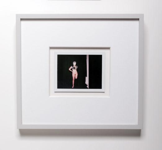 <i>Man Ray</i> (Polaroid)