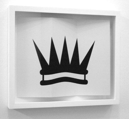 <i>Black Crown Zeichnung</i>