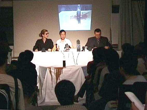 Bettina Buck, Liu Feng (Translator), Roland Kerstein Goethe Institute, Peking, 1999