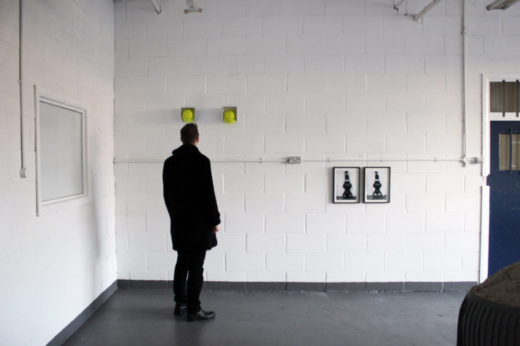Installation view <i>No Meaning</i>