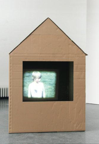 <i>Wiaawn wie der ase läuft</i><br>Installation view Kunstforum Cologne, 2002